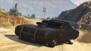 Duke O'Death car