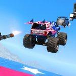 GTA 5 vehicle cannon mod script for single player