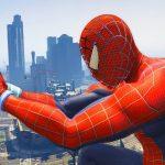 GTA 5 spiderman mod updated
