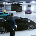 GTA 5 large garage mod