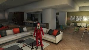 awesome apartment in GTA Online