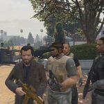 GTA 5 bodyguard script for PC