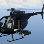 Buzzard attack helicopter