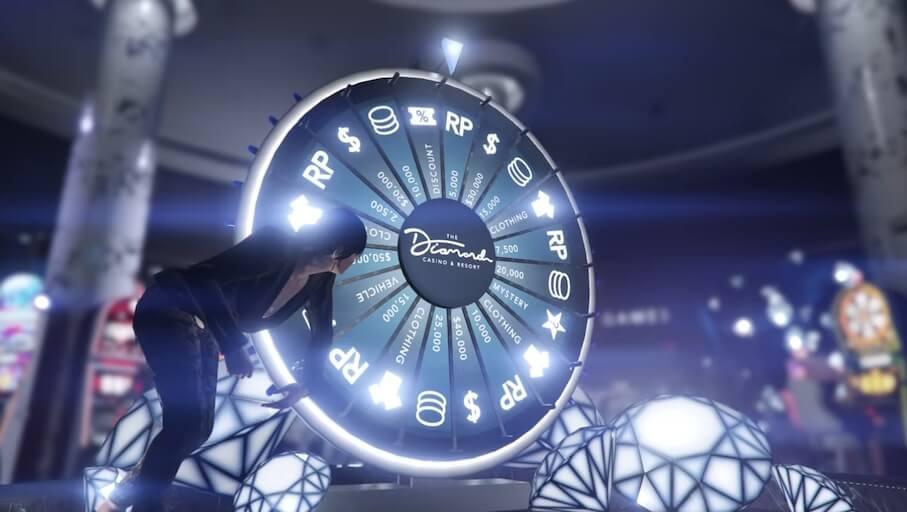 casino lucky wheel spin