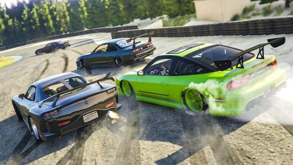 car drifting mod for Grand Theft Auto V