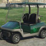 Golf cart in GTA V