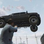 gravity gun for GTA 5 single player