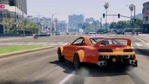 GTA 5 car drifting mod script