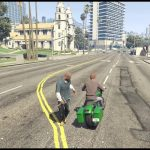 GTA 5 multiplayer co-op mod for 2 players