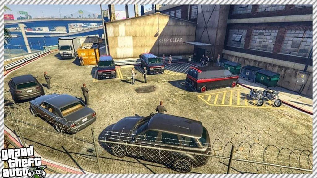 Gang hideouts mod for GTA V on Steam