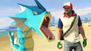 GTA 5 ultimate Pokemon GO mod