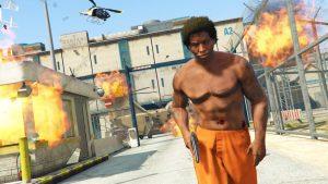 GTA 5 prison break mod