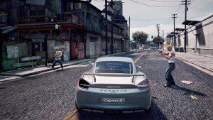 Redux GTA 5 graphics mod