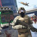 GTA 5 Zombies mod