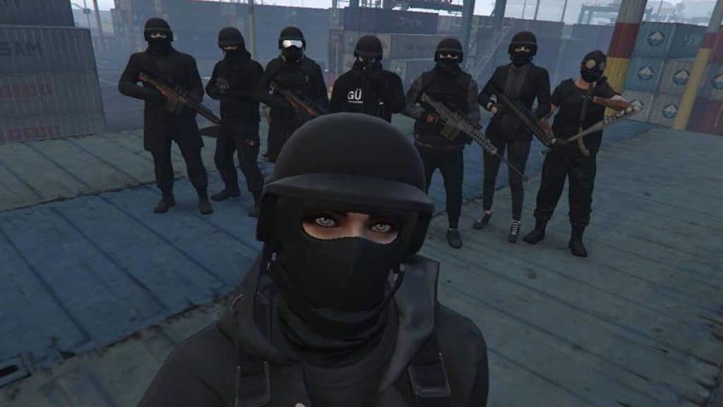 Crew in GTA:O