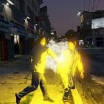 explosive melee attack single player