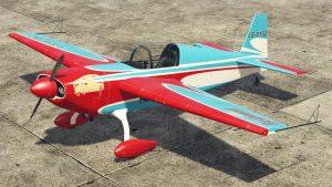 Stunt plane in GTA V