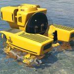 Kraken Submarine
