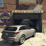 selling car at los santos customs