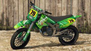 Sanchez Dirtbike Cross