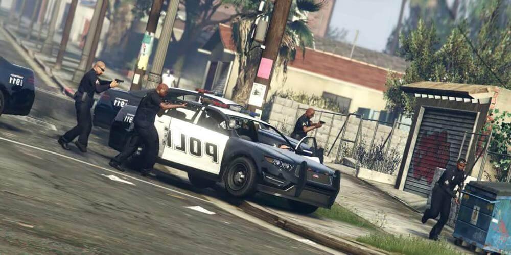 law enforcement RP