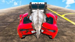 GTA 5 Realistic Vehicle and Car Damage script