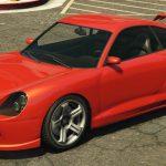 Red Comet car