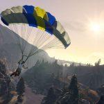 spawn parachute cheat code