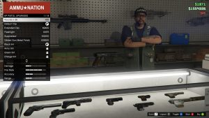 get all weapons cheat code