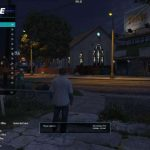 Impulse mod menu gameplay GTA 5 Online